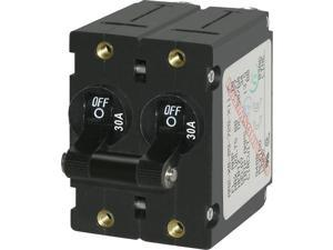 Blue Sea 7237 Circuit Breaker Aa2 30A Black