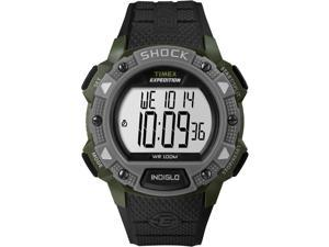 Timex Expedition Shock-Resistant CAT Sport Watch: Full Size&#59; Green