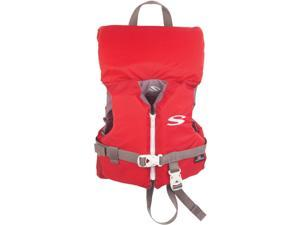 Stearns Classic Infant Life Jacket - Up to 30lbs - Red