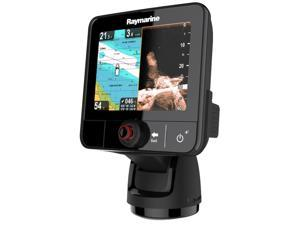 "Raymarine Dragonfly 5.7"" GPS/Fishfinder Combo w/Transom Mount - No Charts"
