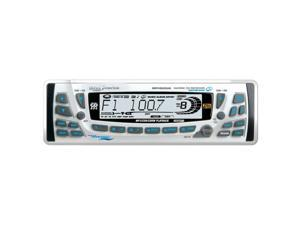 Boss Audio Systems - MR1650UA - BOSS AUDIO MR1650UA Single-DIN In-Dash Detachable MP3/CD AM/FM Receiver with Weather