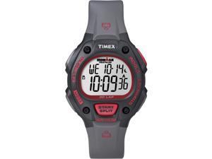 Timex Ironman 30-Lap Watch - Black/Red