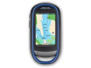 Magellan eXplorist 510 Pro Angler Edition w/FHS Pro Includes Fishing Hot Spots Pro microSD™