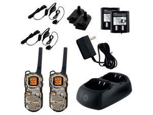 Motorola Talkabout MS355R 22 Channel 35 Mile Realtree Two-Way Radios