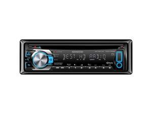 Kenwood Excelon KDC-X596 In-Dash CD Receiver (Black)