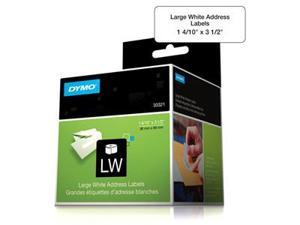Dymo Corporation DYM30321 Address Labels- Large- 3-.50in.x1-.4in.- White