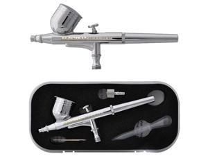 New MASTER G22 Multi-Purpose GRAVITY DUAL-ACTION AIRBRUSH SET KIT Hobby Paint