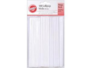 Lollipop Sticks 100/Pkg-6""