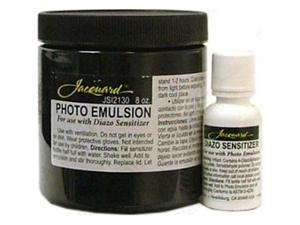 Jacquard Photo Emulsion & Diazo Sensitizer 16oz Art Products JSI3130