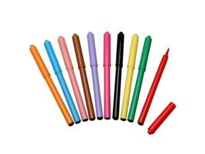 Ateco Cake Decorating Tools 10 FOOD COLOR MARKERS SET Cupcake Cakes