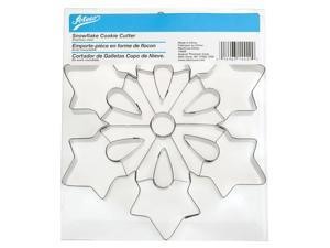 "Ateco Cake Decorating Tools 8"" SNOWFLAKE COOKIE CUTTER Holiday Baking"