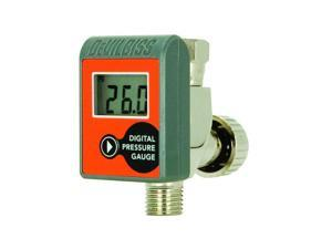 DeVILBISS DIGITAL GAUGE AIR REGULATOR Precise Air Control HVLP Paint Spray Gun