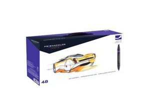 Prismacolor Double End Marker Assrt Color Gift Set/48