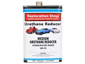 1 Gallon MEDIUM Urethane Reducer 70 - 85 Degrees Mid Temp Auto Paint Thinner