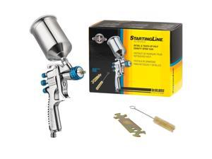New DeVILBISS Startingline Mini Detail Touch-Up HVLP SPRAY GUN Auto Car Paint