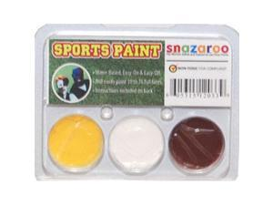 SNAZAROO Redskins Football FACE PAINTING KIT Paint Set