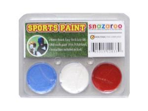 SNAZAROO Titans Football FACE PAINTING KIT Paint Set