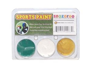 SNAZAROO Jaguars Football Fan FACE PAINTING KIT Paint Set