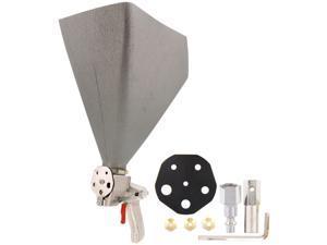 AIR TEXTURE DRYWALL Gravity HOPPER GUN Spray Wall Ceiling Texture & Acoustics