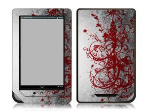 Bundle Monster Nook Color Nook Tablet Vinyl Skin Decal Sticker - Red Vines