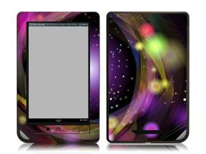Bundle Monster Nook Color Nook Tablet Vinyl Skin Decal Sticker - Galaxy