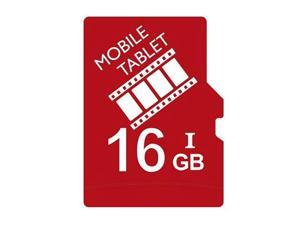 FilmPro 16GB 16G microSD microSDHC micro SD SDHC Card Class 10 Ultra High Speed UHS-I for Mobile & Tablet fit Galaxy S3 S4