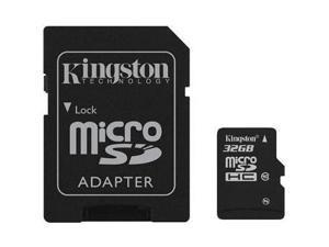 Kingston 32GB microSD 32GB microSDHC Class 10 Card