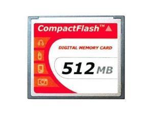 OEM 512MB 512M CF CompactFlash Card Compact Flash SLC Flash - Bulk - OEM