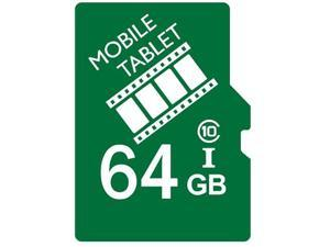 FilmPro 64GB microSD microSDHC 64G microSDXC micro SD SDHC UHS-I Class 10 Card for Tablet and Smart Phone