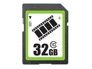 FilmPro 32GB SD 32GB SDHC Card Class 10 Extreme Speed for Camera & Camcorder