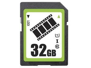 FilmPro 32GB SD SDHC Card Class 10 Ultra High Speed UHS-I