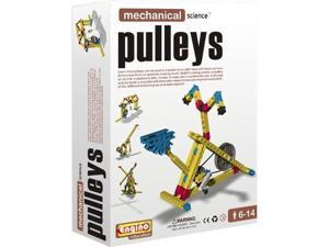 Engino Mechanical Science Pulleys