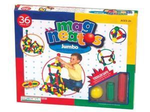 Guidecraft Magneatos - 36 Piece Set