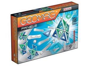 Geomag 68 Piece Construction Set - Assorted Panels