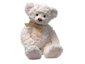"Gund Perry Beige 13"" Bear Plush"