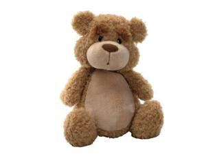 "Gund Artie Brown 13"" Bear Plush"