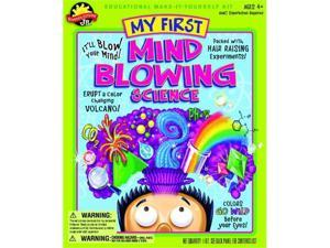 Scientific Explorer's Mind Blowing Science Kit for Young Scientists