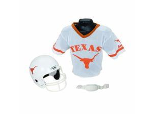 NCAA Texas Longhorns Helmet and Jersey Set