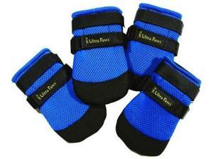 """Ultra Paws Cool Boots - Small - 4 Boots - 2 1/4"""" Paw Width"""