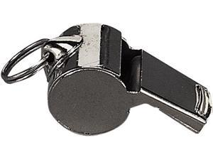 Silver Plated Military Police Whistle