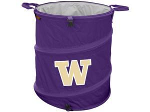 Washington Huskies Official NCAA 16.5 inch  x 16.5 inch  x 19 inch  Insulated Coozie Can Cooler by Logo