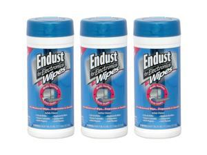 Endust 259000 Anti-static Pop-up Wipes 70 Count 3 Pack