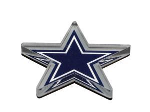 "Dallas Cowboys Official NFL 2.5"" Acrylic Magnet by Wincraft"