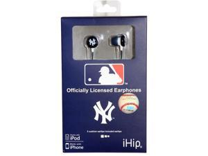 New York Yankees Official MLB  Ear Bud Headphones by Ihip