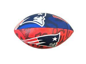 New England Patriots Official NFL  Sporting Goods by Wilson Sporting Goods