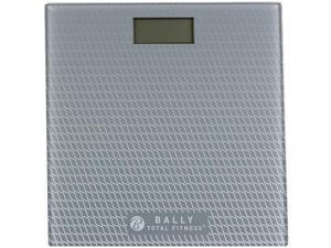 Bally Bathroom Digital Scale, Black, 3.8 Pound