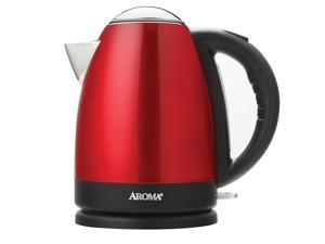 AROMA Hot H20 X-Press 7-Cup Electric Water Kettle AWK-125R
