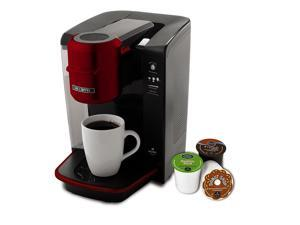 Mr. Coffee BVMC-KG6R Single Serve Coffee Brewer Red