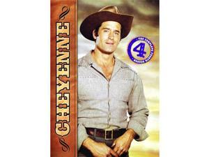 Cheyenne #58; The Complete Fourth Season #40;4 Disc Set #41; Md2 DVD Movie 1959-60