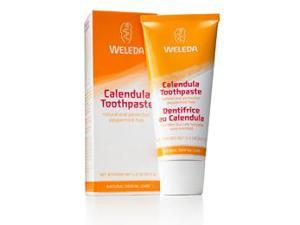 Dental Care-Calendula Toothpaste - Weleda - 2.5 oz - Paste